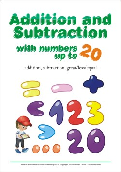 Addition and Subtraction up to 20