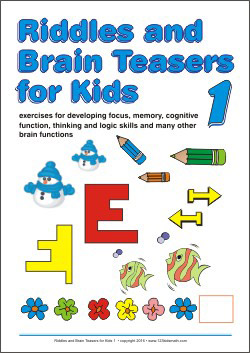 Brain Teasers and Riddles for Kids Part 1