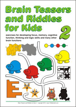 Brain Teasers and Riddles for Kids Part 2
