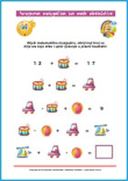 Number Puzzle - Change the picture with the correct number
