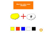 Mixing colors - Online game