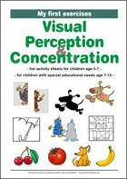Visual Perception and Concentration Exercises