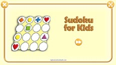 Free online Sudoku Game for Kids