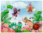 Insects - Online Jigsaw Puzzle - Easy