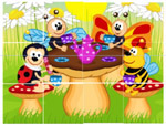 Tea Party - Online Jigsaw Puzzle - Easy