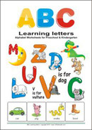 Workbook - Learning Letters